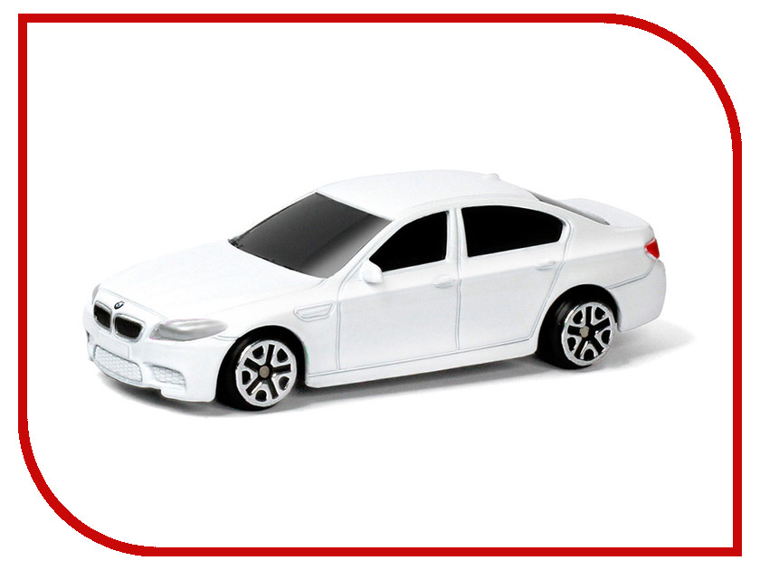 Игрушка PitStop BMW M5 White PS-344003S-W<br>