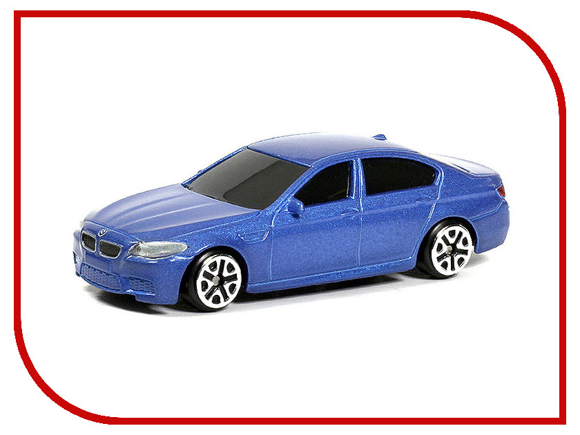 Игрушка PitStop BMW M5 Blue PS-344003S-B<br>