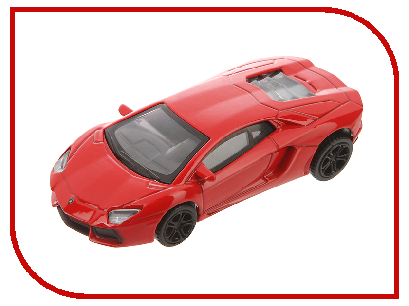 Машина PitStop Lamborghini LP-700 Red PS-0616410-R машина pitstop audi r8 v10 red ps 344996s r