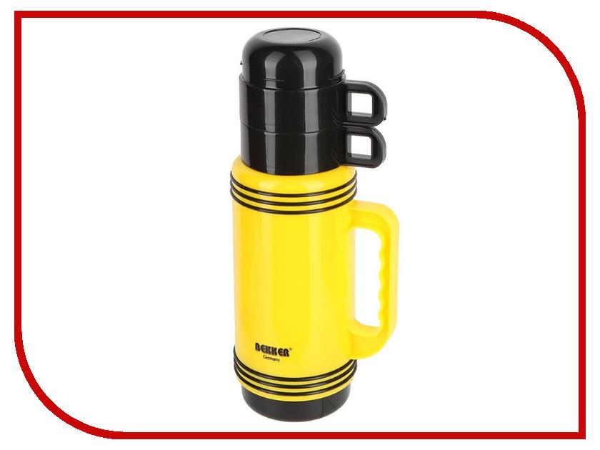 Термос Bekker BK-4307 1.8L Yellow<br>