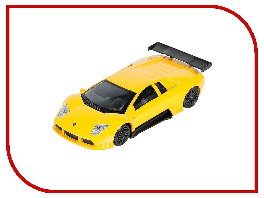 Игрушка PitStop Lamborghini Murcielago R-GT Yellow PS-0616403-Y<br>