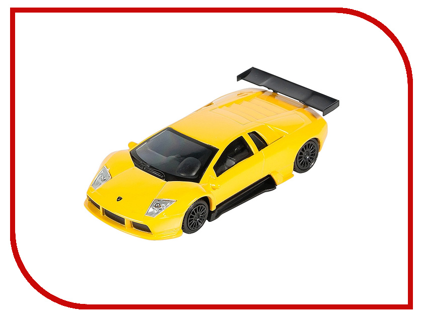 Машина PitStop Lamborghini Murcielago R-GT Yellow PS-0616403-Y электрический насос для топлива smart power sp 810ep