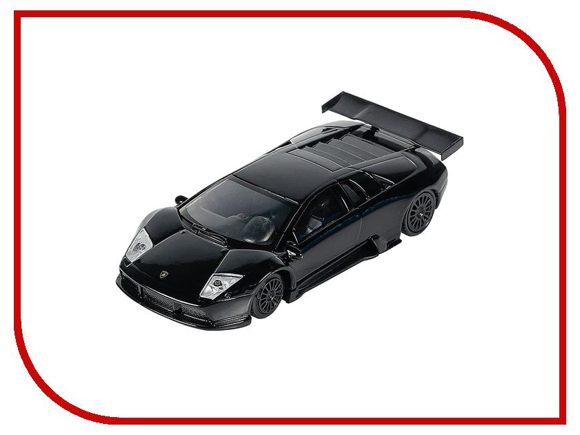 цена на Машина PitStop Lamborghini Murcielago R-GT Black PS-0616403-BL