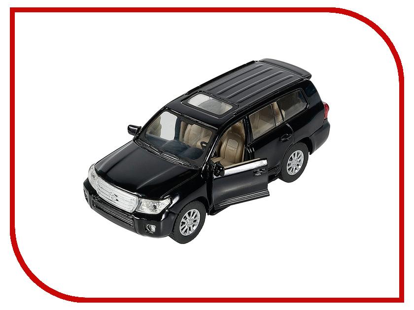 Игрушка PitStop Toyota Land Cruiser Black PS-0616401-BL<br>