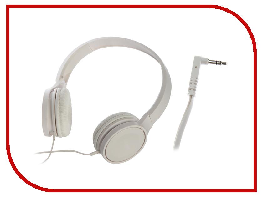 Panasonic RP-HF100GC-W White гарнитура panasonic rp nj300bgcw white