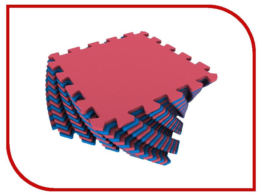 Развивающий коврик Экопромторг Мягкий пол универсальный Red-Blue 25МП1/7 asabella постельные принадлежности дизайн 659 659 7