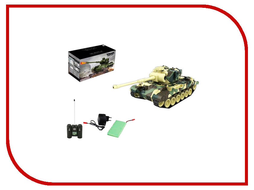 Радиоуправляемая игрушка Zegan M26 R20008<br>