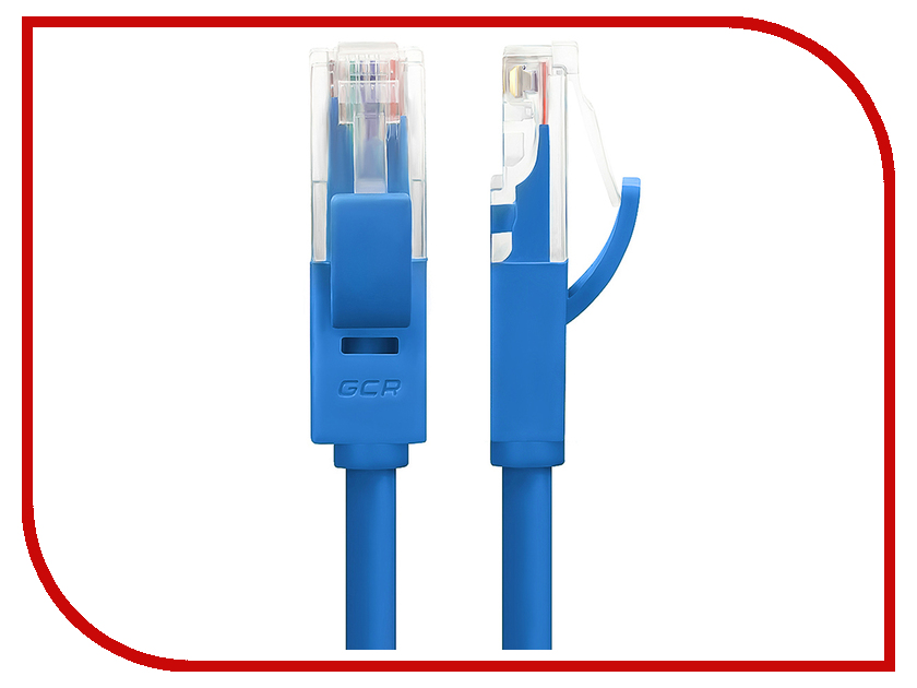 Аксессуар Greenconnect UTP 24AWG cat.5e RJ45 T568B 1m Blue GCR-LNC01-1.0m лоперамид акри капсулы 2 мг n20