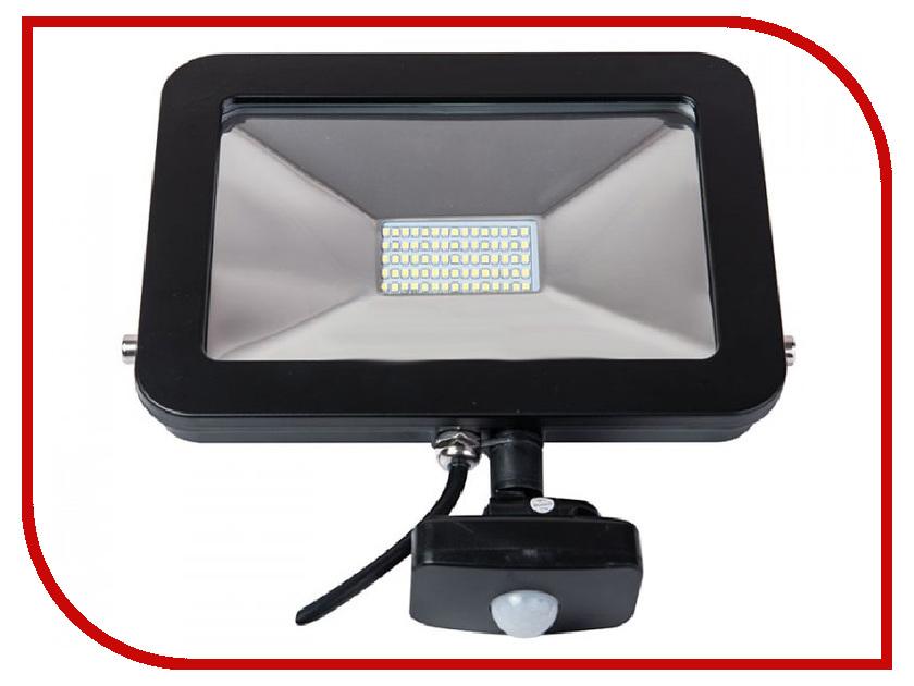 Прожектор SmartBuy FL Sensor LED 50W/6500K/I65 SBL-FLSen-50-65K