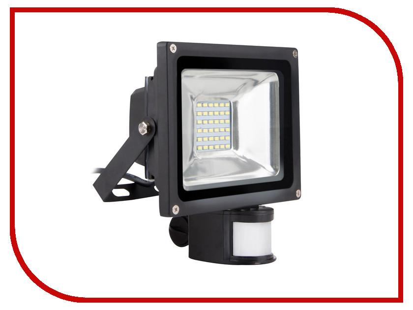 Прожектор SmartBuy FL Sensor LED 20W/6500K/65 SBL-FLSen-20-65K