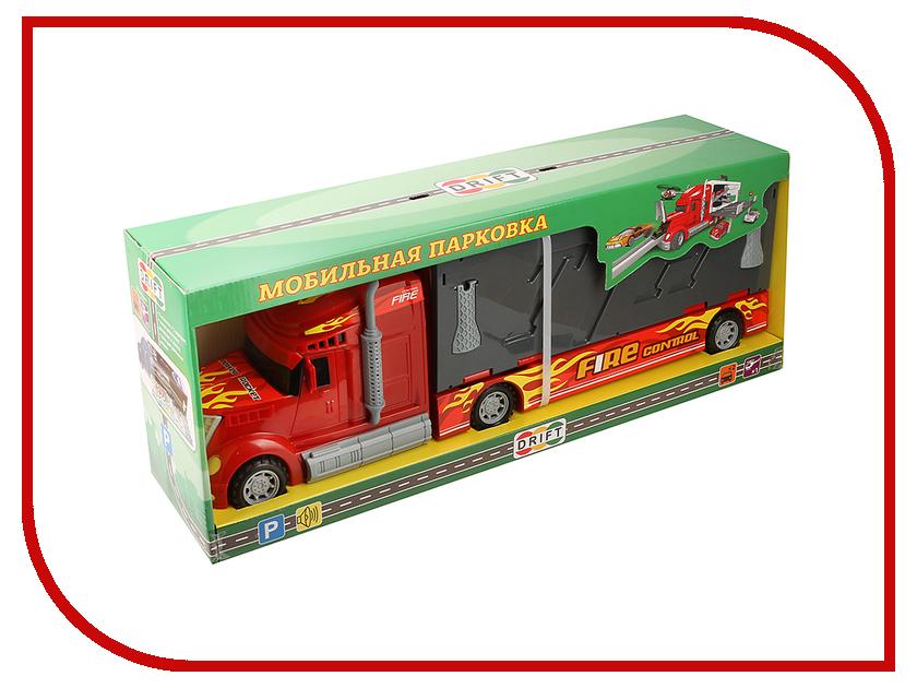 Игрушка Drift Автотрейлер с машинами 50813<br>