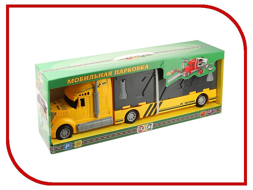 Игрушка Drift Автотрейлер с машинами 50815<br>