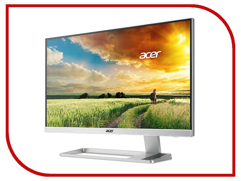 Монитор Acer S277HKwmidpp Silver aod270 268blw acer купить
