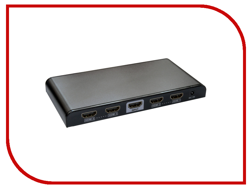 Аксессуар Greenconnect Greenline HDMI GL-314pro<br>