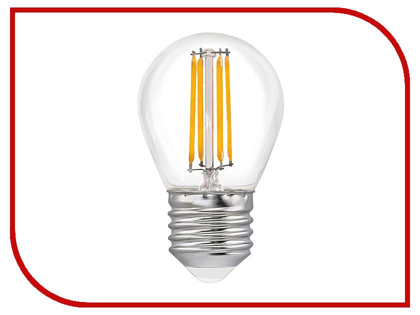 все цены на Лампочка Smartbuy G45 5W 4000K E27 SBL-G45F-5-40K-E27 онлайн