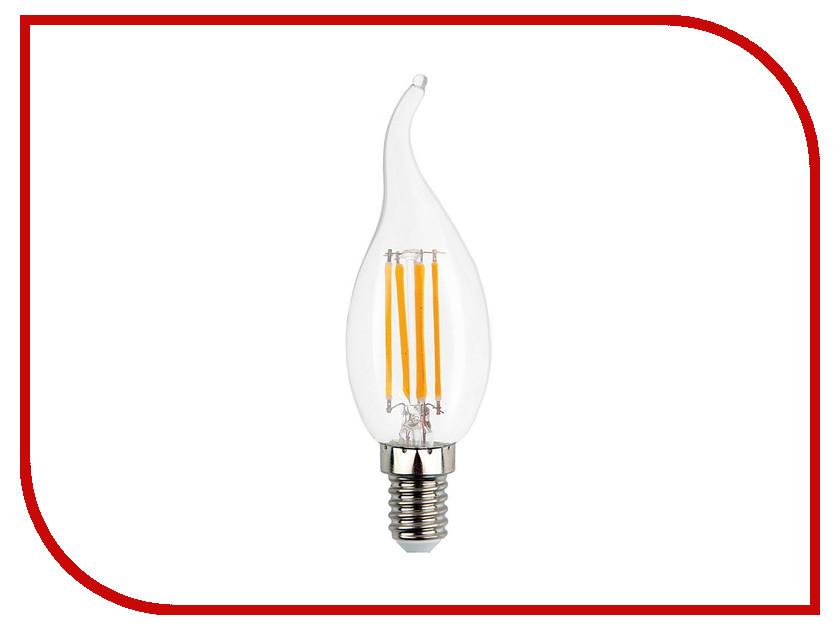 Лампочка Smartbuy C37 5W 3000K E14 SBL-C37FCan-05-30K-E14 лампочка thomson tl 35w f1 3 2w 3000k 220 240v e14 180232