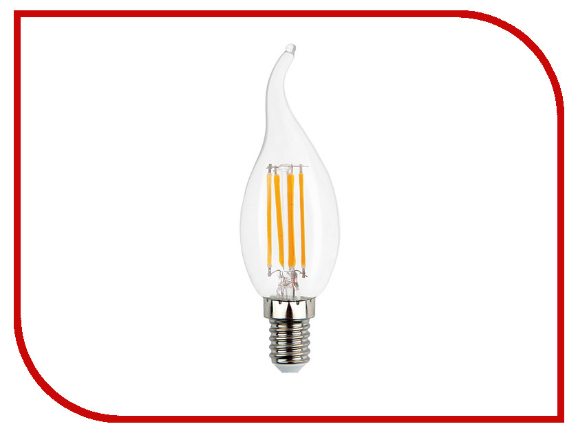 Лампочка Smartbuy C37 5W 4000K E14 SBL-C37FCan-05-40K-E14<br>