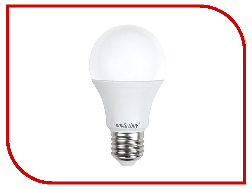 Лампочка Smartbuy A60 11W 4000K E27 SBL-A60D-11-40K-E27<br>