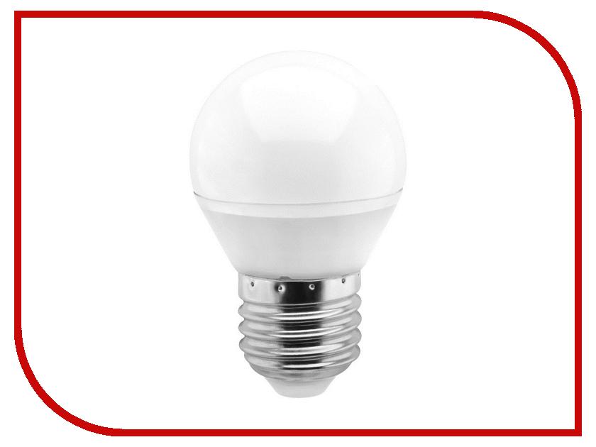 все цены на Лампочка Smartbuy G45D 7W 400K SBL-G45D-07-40K-E27 онлайн
