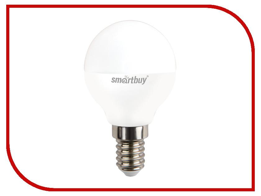 Лампочка Smartbuy P45D 7W 4000K SBL-P45D-07-40K-E14<br>