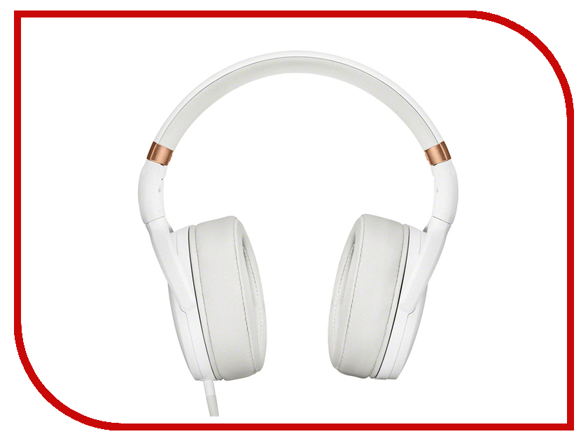 Sennheiser HD 4.30i White sennheiser hd 201 black 500155