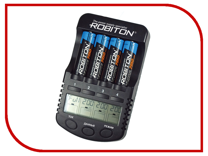 Зарядное устройство Robiton ProCharger1000 стоимость