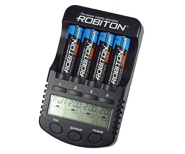 все цены на Зарядное устройство Robiton ProCharger1000 онлайн