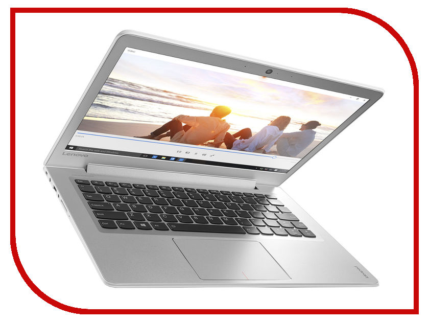 Ноутбук Lenovo IdeaPad 510S-13IKB 80V00060RK Intel Core i7-7500U 2.7 GHz/8192Mb/1000Gb/No ODD/Intel HD Graphics/Wi-Fi/Bluetooth/Cam/13.3/1920x1080/Windows 10 Home 64-bit<br>