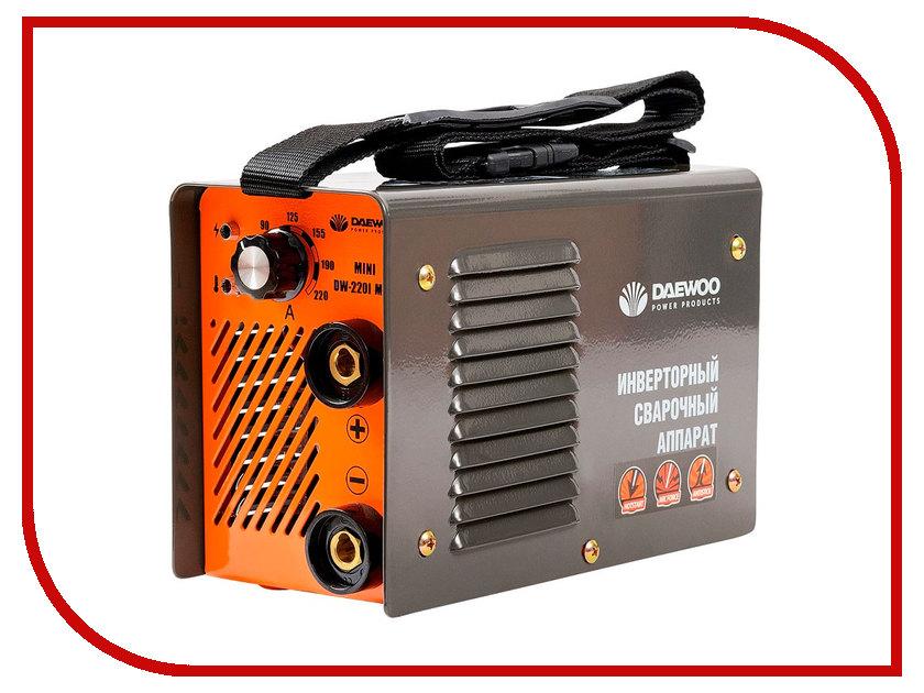 Сварочный аппарат DAEWOO Mini DW-220