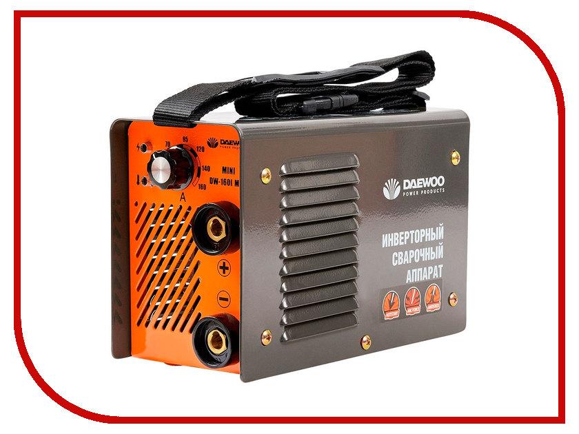 Сварочный аппарат DAEWOO Mini DW-160<br>