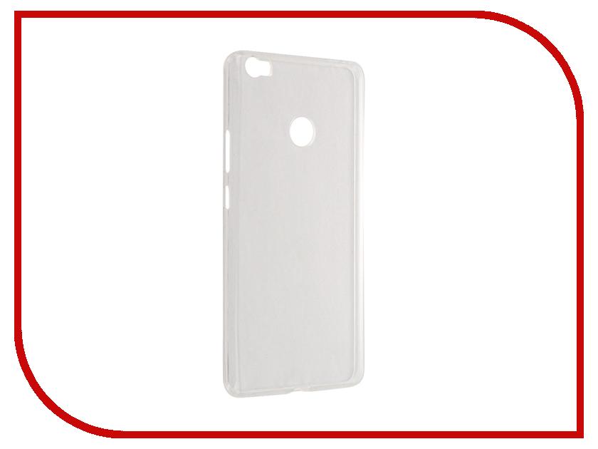 Аксессуар Чехол Xiaomi Mi Max Svekla Transparent SV-XIMIMAX-WH