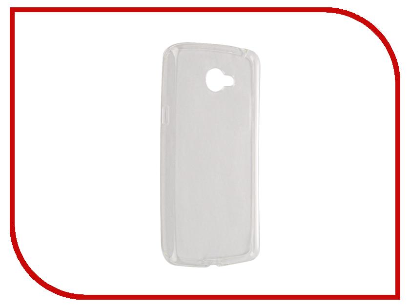 Аксессуар Чехол LG K5 Svekla Transparent SV-LGK5-WH аксессуар чехол lenovo vibe c2 k10a40 svekla transparent sv lek10a40 wh