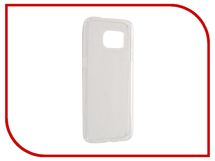 Аксессуар Чехол Samsung Galaxy S7 Edge Svekla Transparent SV-SGS7EDGE-WH<br>