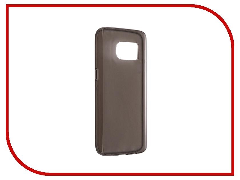 Аксессуар Чехол Samsung Galaxy S7 G930F Svekla Grey SV-SGG930F-BL<br>