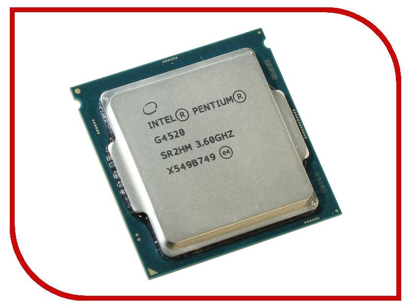 Процессор Intel Pentium G4520 Skylake (3600MHz/LGA1151/L3 3072Kb)