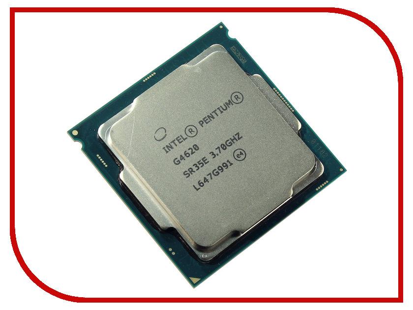 все цены на Процессор Intel Pentium G4620 Kaby Lake (3700MHz/LGA1151/L3 3072Kb) онлайн
