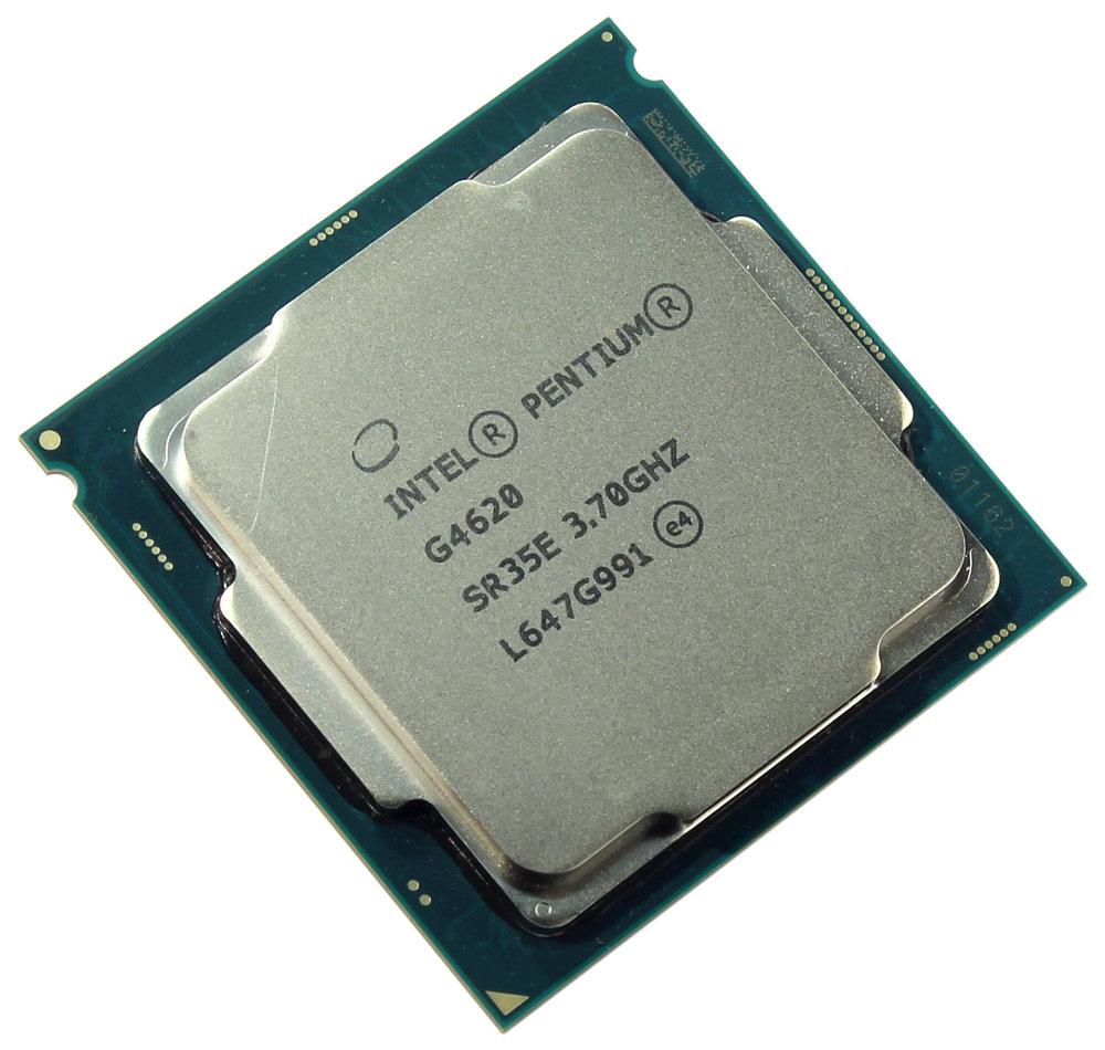 Процессор Intel Pentium G4620 Kaby Lake (3700MHz/LGA1151/L3 3072Kb) OEM