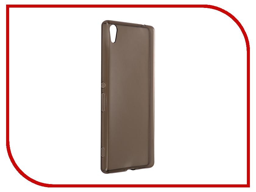Аксессуар Чехол Sony Xperia XA Ultra F3211/F3216 Svekla Grey SV-SOF3211-BL<br>