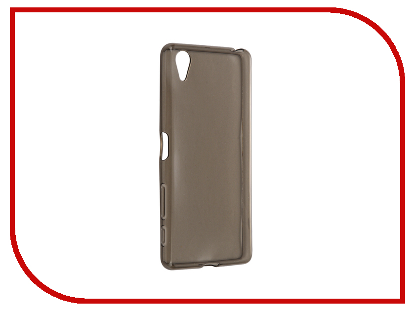Аксессуар Чехол Sony Xperia X F5121/F5122 Svekla Grey SV-SOF5122-BL<br>