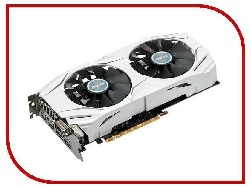 Видеокарта ASUS GeForce GTX 1060 1506Mhz PCI-E 3.0 6144Mb 8008Mhz 192-bit DVI 2xHDMI HDCP DUAL DUAL-GTX1060-6G видеокарта asus geforce® gtx 1060 rog strix gtx1060 6g gaming 6гб gddr5 retail