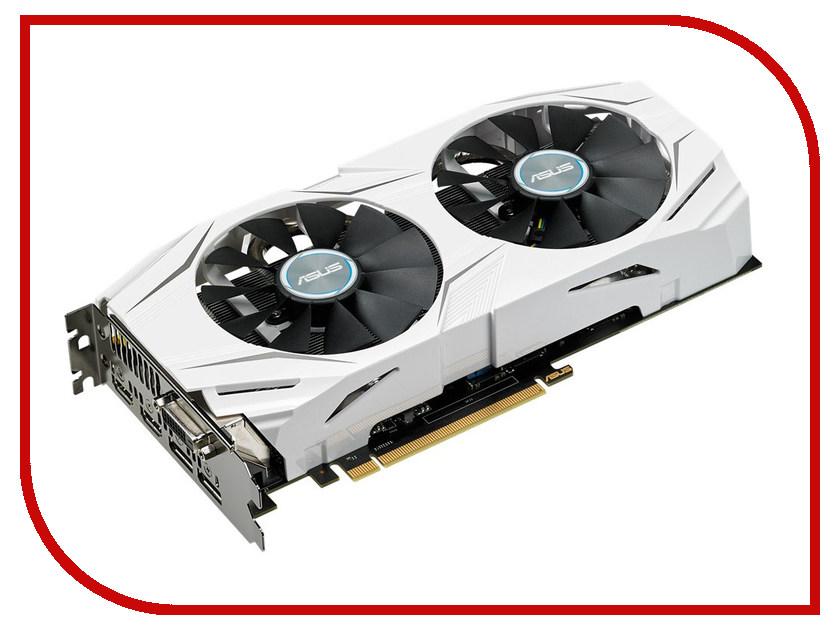 Видеокарта ASUS Radeon RX 480 1305Mhz PCI-E 3.0 8192Mb 8000Mhz 256-bit DVI 2xHDMI HDCP DUAL OC DUAL-RX480-O8G<br>