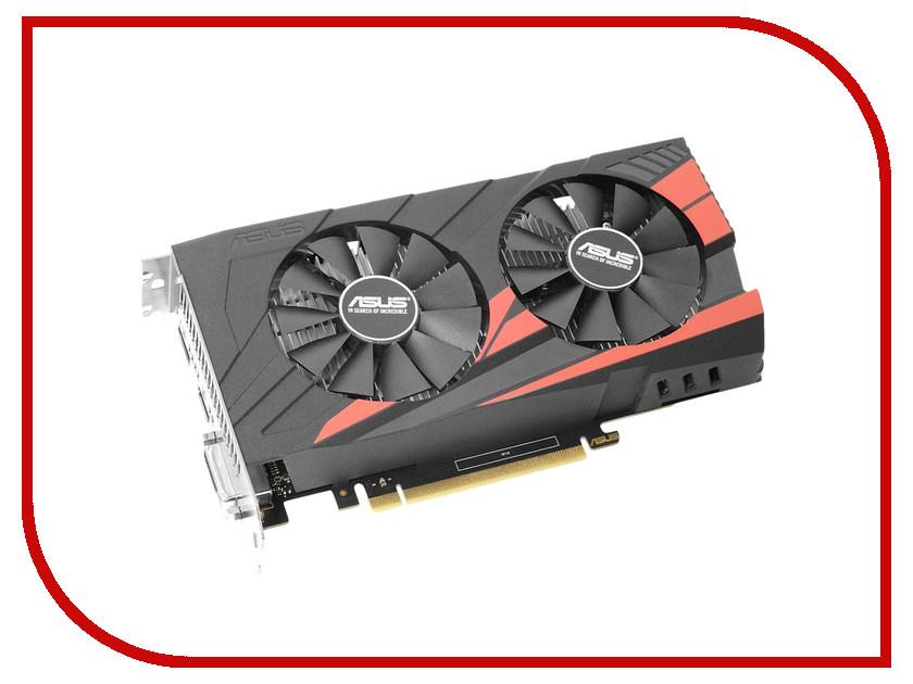 Видеокарта ASUS GeForce GTX 1050 1404Mhz PCI-E 3.0 2048Mb 7008Mhz 128-bit DVI HDMI HDCP Expedition OC EX-GTX1050-O2G