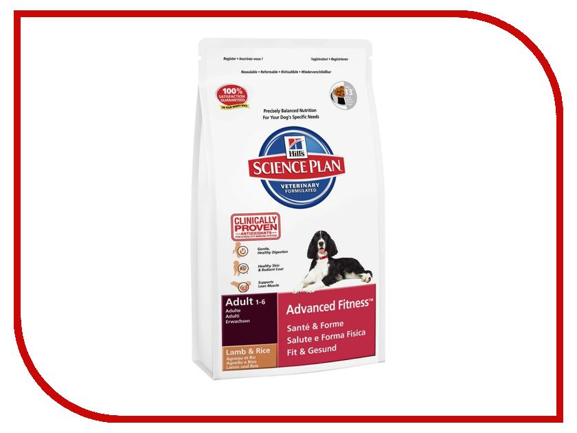 Корм Hills Ягненок/Рис 3kg для собак 7701<br>