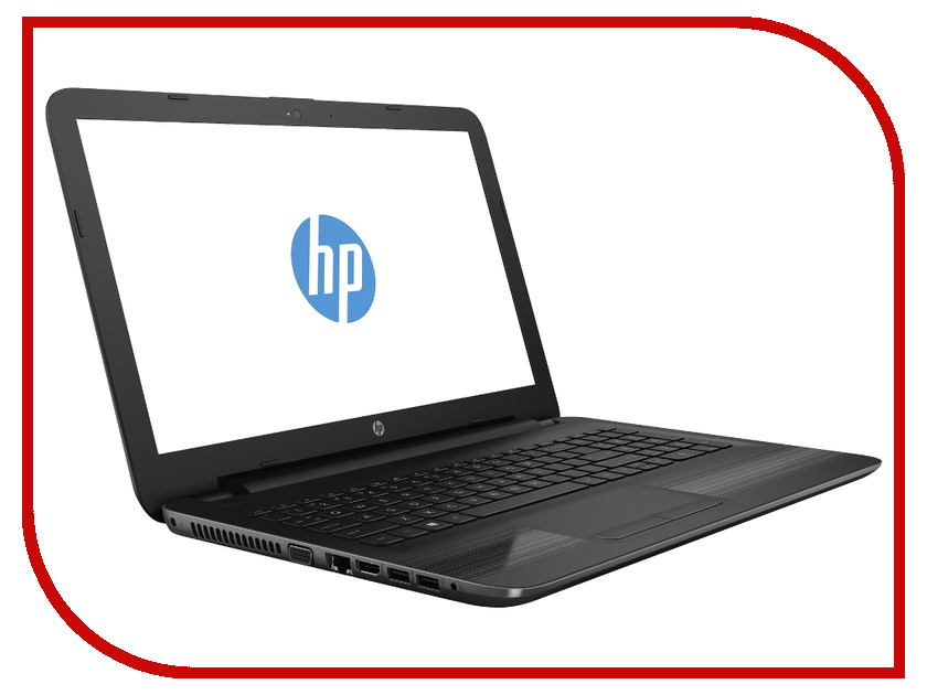 Ноутбук HP 250 W4M65EA (Intel Celeron N3060 1.6 GHz / 4096Mb / 500Gb / No ODD / Intel HD Graphics / Wi-Fi / Bluetooth / Cam / 15.6 / 1366x768 / DOS)