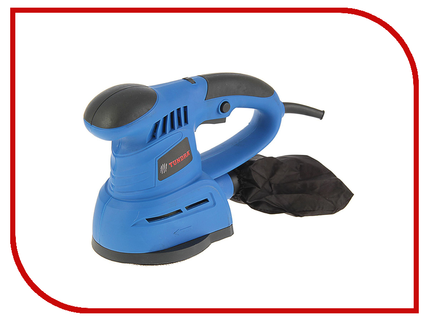 Шлифовальная машина Tundra Comfort 1206754 набор инструмента tundra comfort 882079