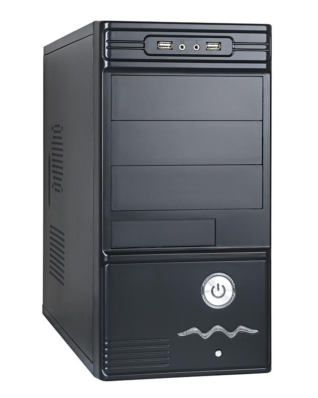 Корпус ExeGate MA-368 Black БП CP500 189010