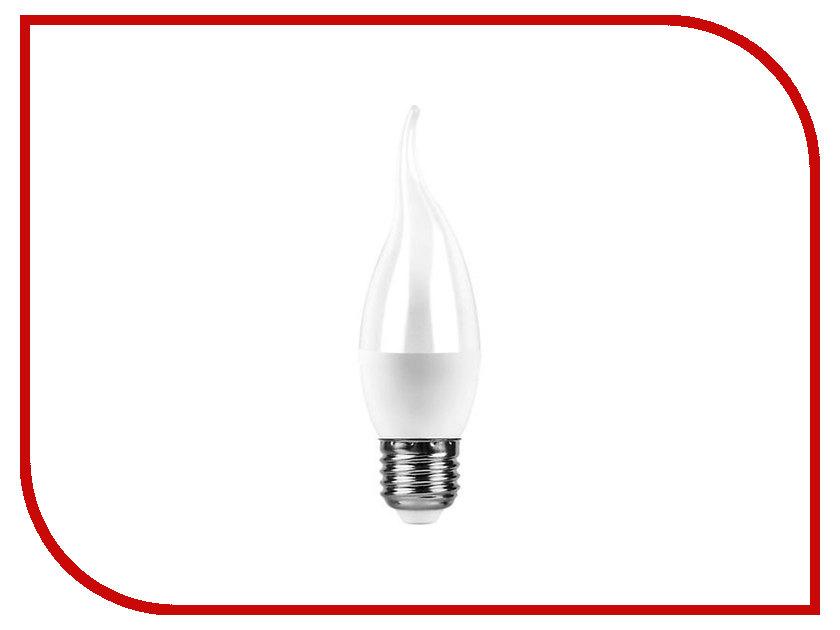 Лампочка SAFFIT C37T 7W 2700K 230V E27 SBC3707 55056