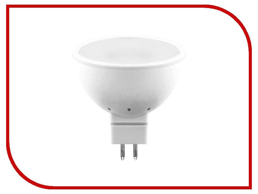 Лампочка SAFFIT MR16 7W 2700K 230V GU5.3 SBMR1607 55027<br>