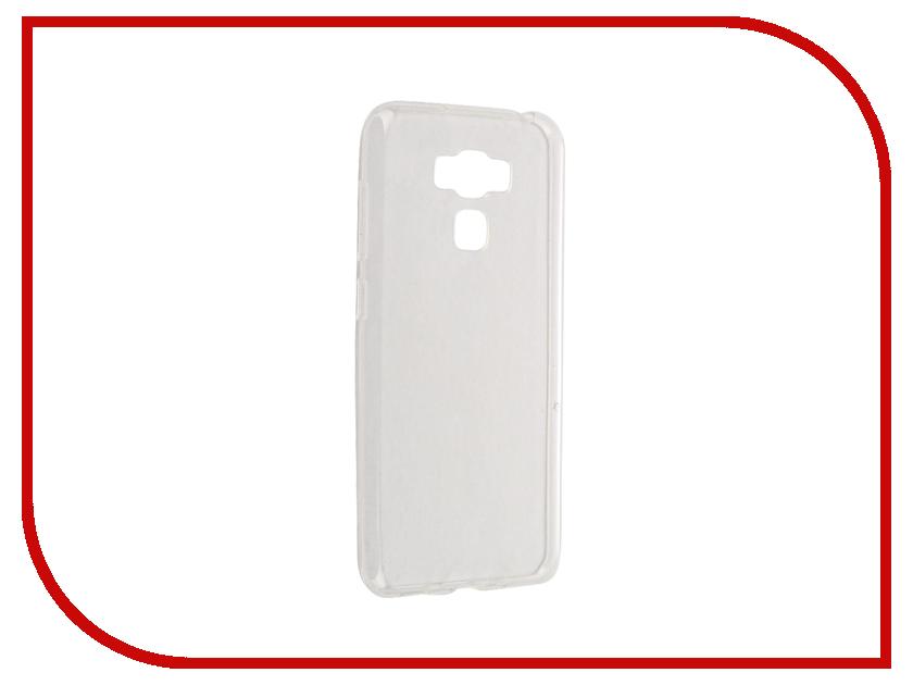 Аксессуар Чехол ASUS Zenfone 3 MAX ZC553KL Zibelino Ultra Thin Case White ZUTC-ASU-ZC553KL-WHT аксессуар чехол asus zenfone 3 max zc553kl zibelino classico black zcl asu zc553kl blk