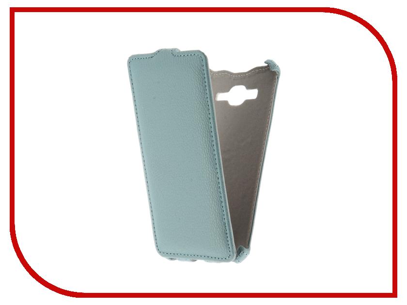 Аксессуар Чехол Samsung SM-G532F Galaxy J2 Prime Zibelino Classico Blue ZCL-SAM-J2-PRM-BLU<br>